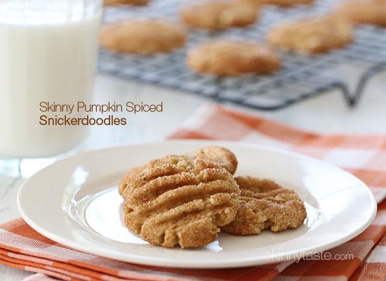 skinny-pumpkin-spiced-snickerdoodles