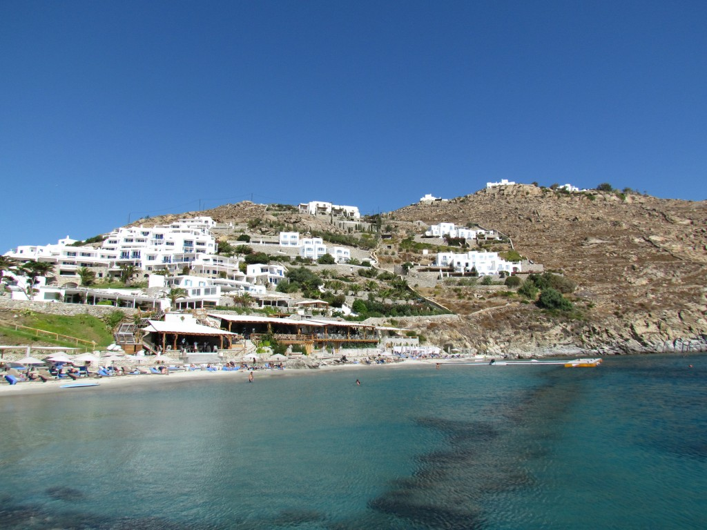 Travel to Mykonos, Greece {DailyKaty.com}