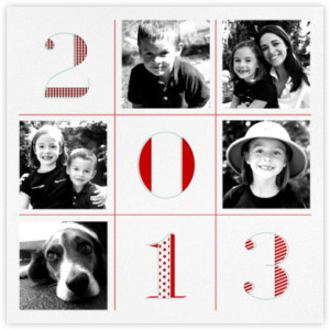 Paperless Post Holiday Card