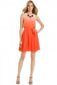 Malibu Orange Crush Dress