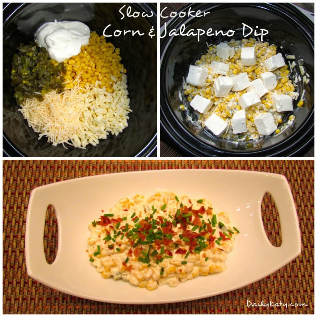 Corn & Jalapeno Dip