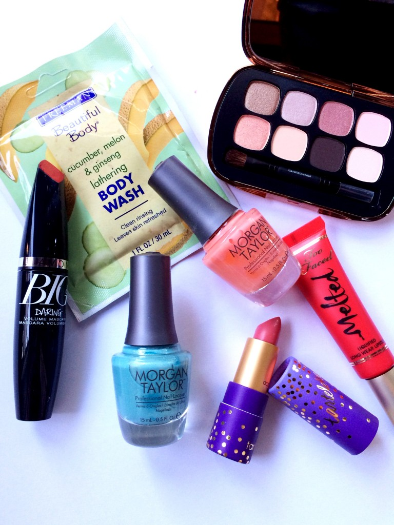 March Beauty Finds on DailyKaty.com