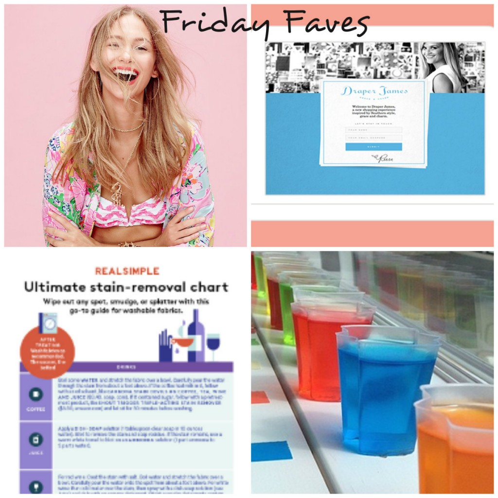 Friday Favorites on DailyKaty.com