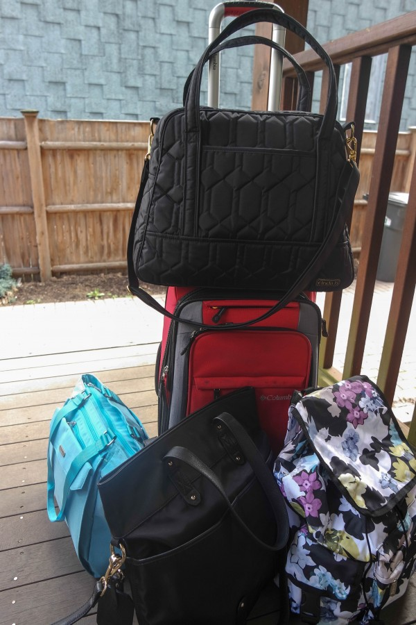 Carry-On Travel Bags on DailyKaty.com