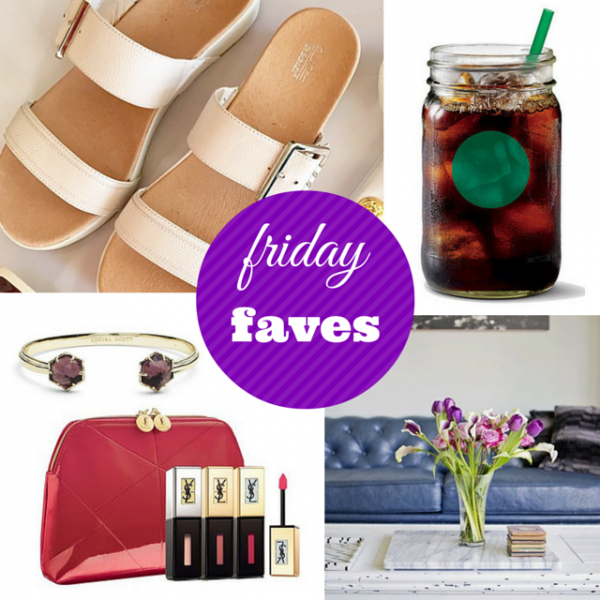 Friday Faves on DailyKaty.com