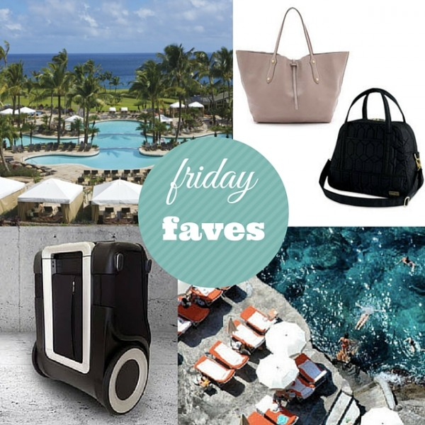 Friday Faves, Travel Edition on DailyKaty.com