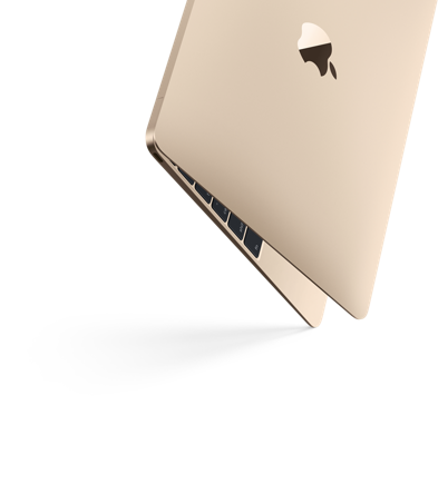 Gold MacBook Giveaway on DailyKaty.com