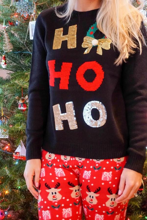 Festive Holiday Style