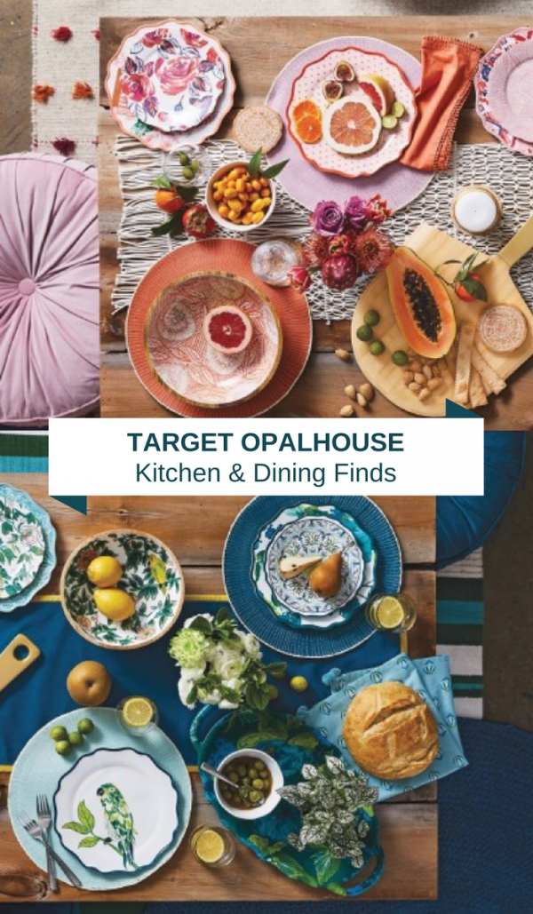 Target Opalhouse Kitchen, Dining Room & Entertaining Finds