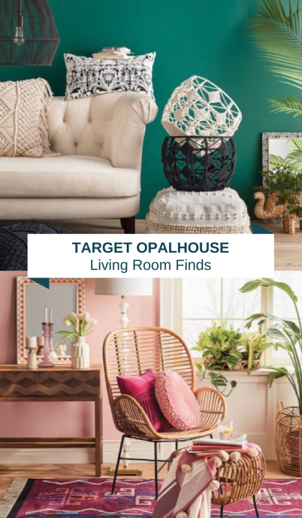 Target Opalhouse Living Room Furniture & Decor