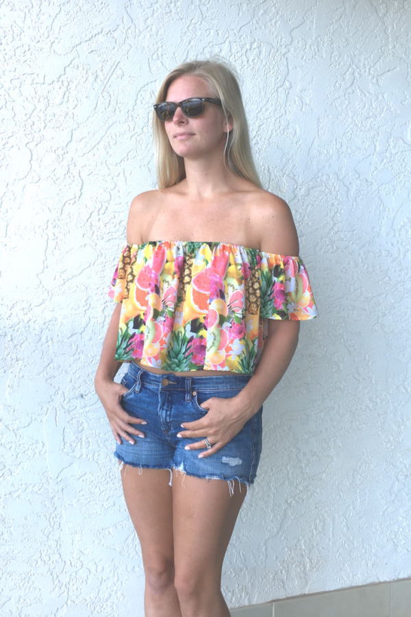 Show Me Your Mumu Crop Tank