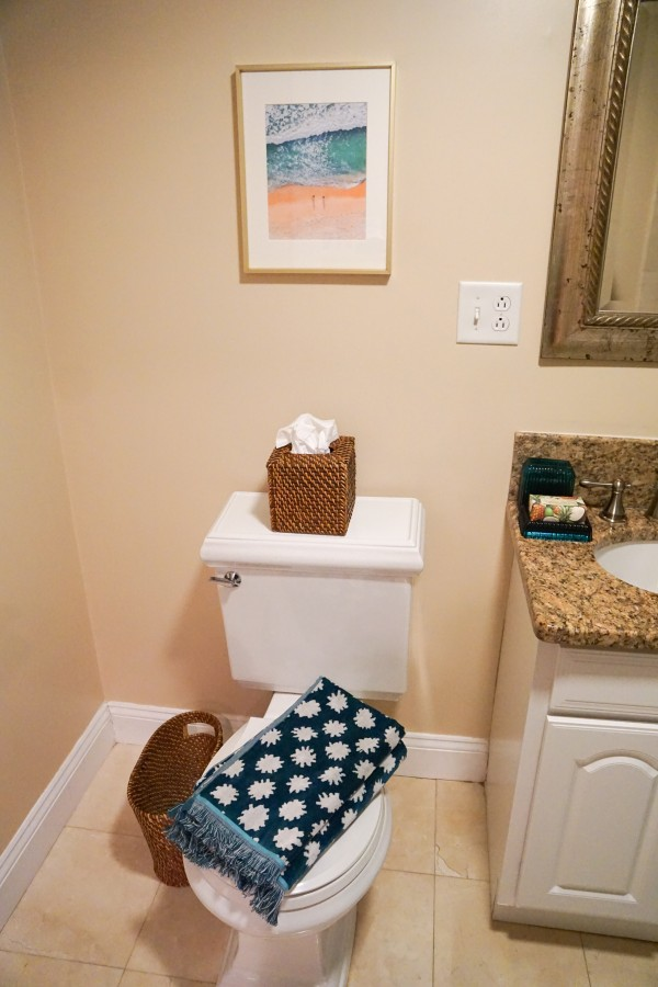 Bathroom Makeover with Target Opalhouse