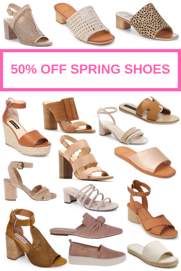Spring Shoe Sale - Lord & Taylor
