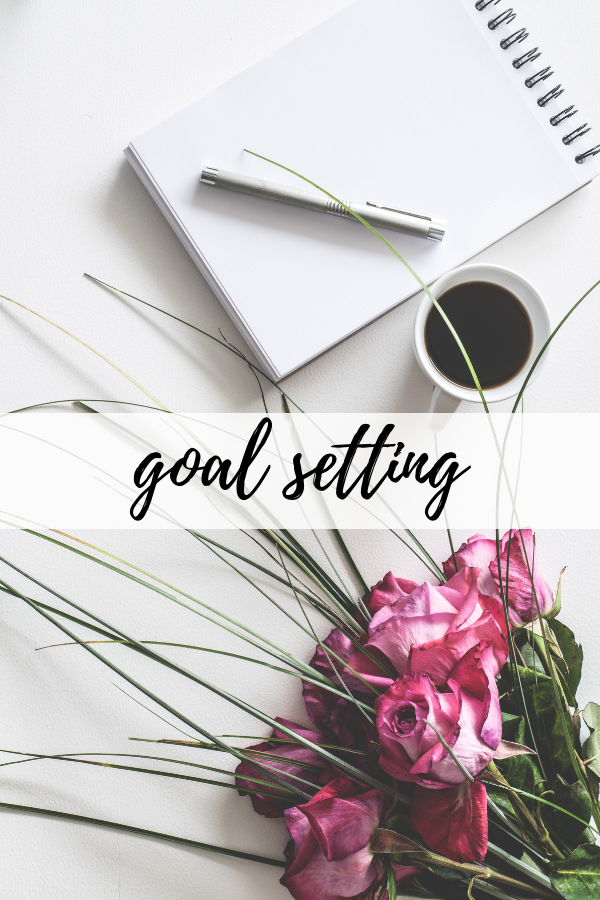 2018 Goals Reset – October-December