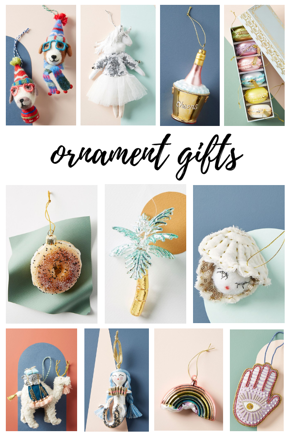 Ornament Gifts Anthropologie Sale