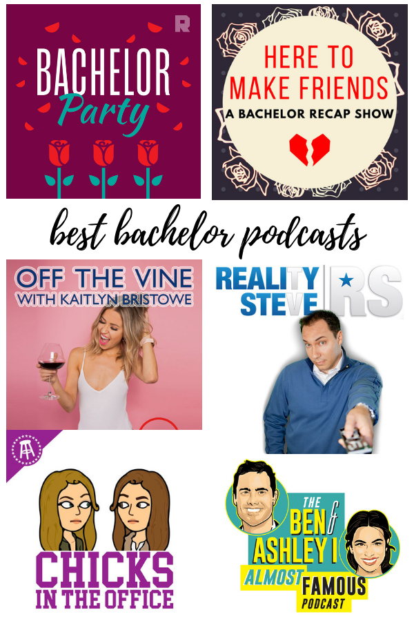Best Bachelor Podcasts