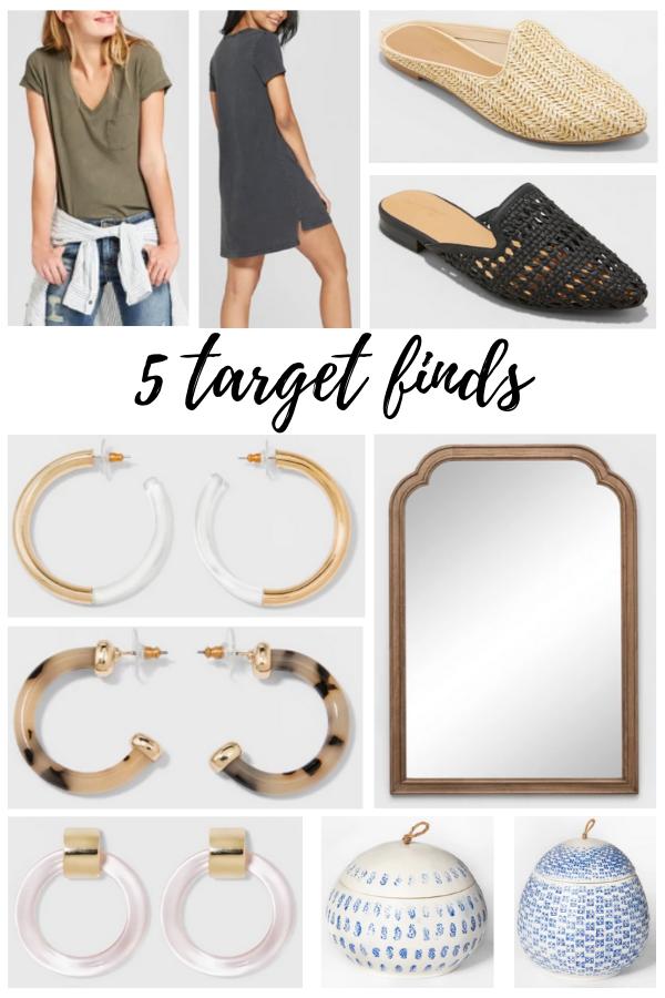 5 Target Finds