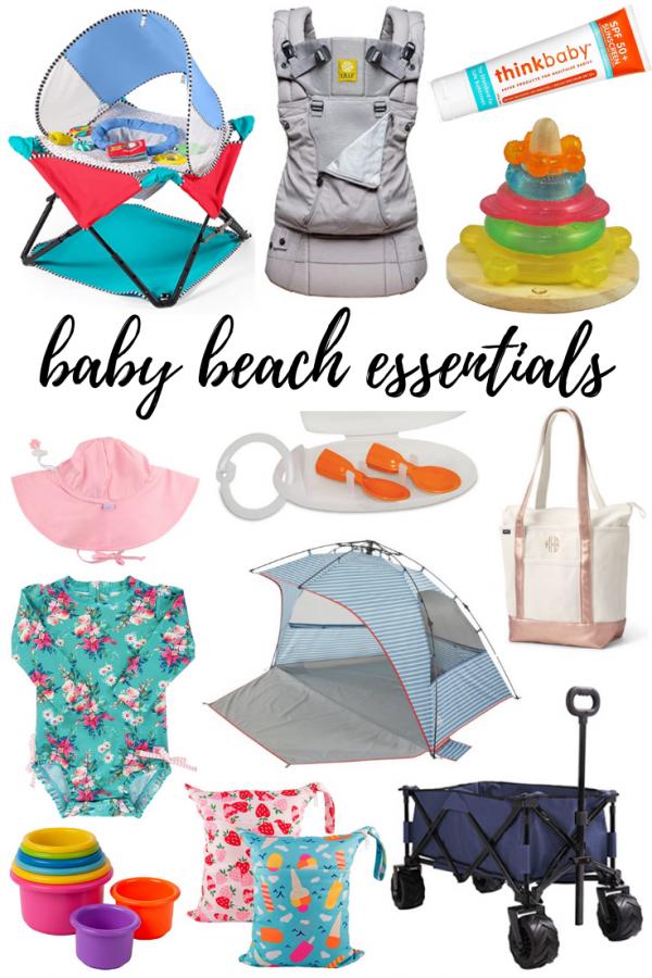 Beach-Baby-Essentials