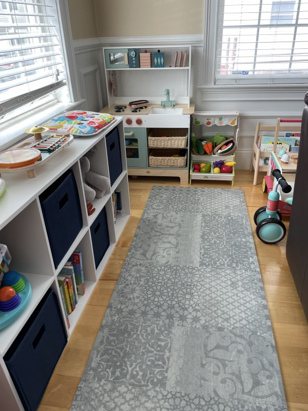 Small Space Play Area
